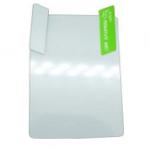 vitre de protection en plastique souple